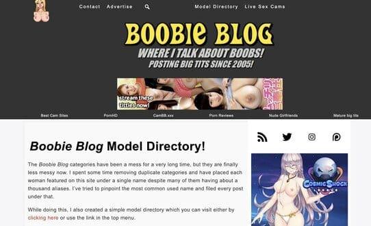 BoobieBlog